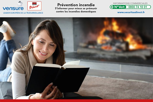 Guide de prévention incendie Securitas Direct